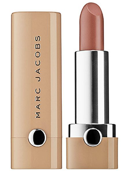 Marc Jacobs Beauty New Nudes Sheer Gel Lipstick Anais 146