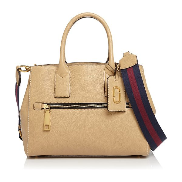 Marc Jacobs Gotham Tote in sand/gold - Marc Jacobs Gotham Tote-Handbags