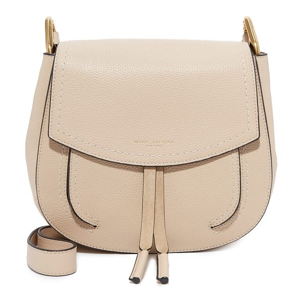 Marc Jacobs maverick shoulder bag in antique beige