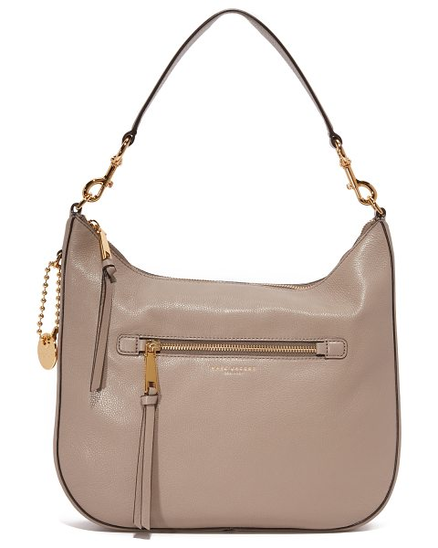 MARC JACOBS recruit hobo bag - A classic, sophisticated Marc Jacobs hobo bag made from...