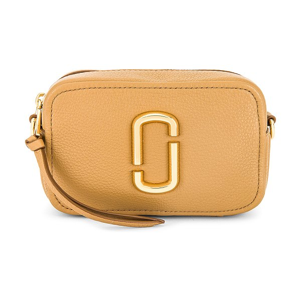 Marc Jacobs the softshot 17 bag in dirty chai