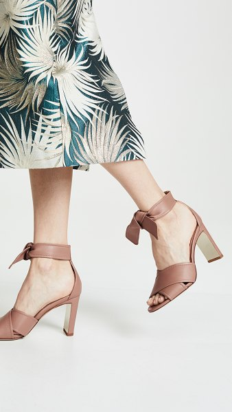 Marion Parke leah sandals in blush