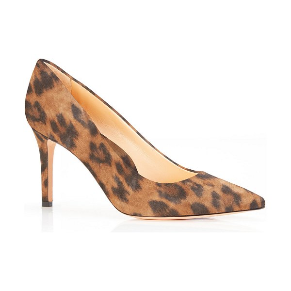 Marion Parke Must Have Napa Pumps in leopard