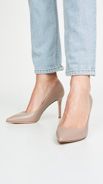 Marion Parke must have point toe pumps in sand