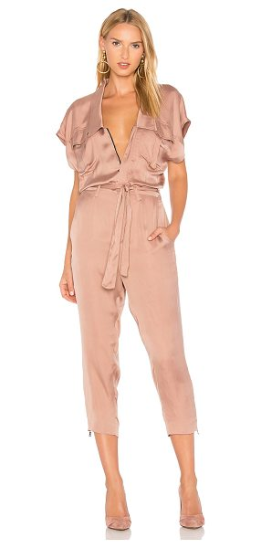 "MARISSA WEBB Adair Jumpsuit - ""Marissa Webb blends sex appeal with functionality in..."