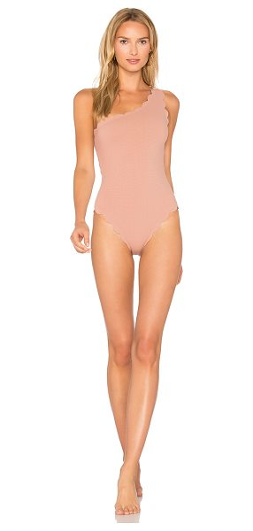 MARYSIA SWIM Santa Barbara One Piece - 88% polyamide 12% elastane. Hand wash cold. Stretch fit....