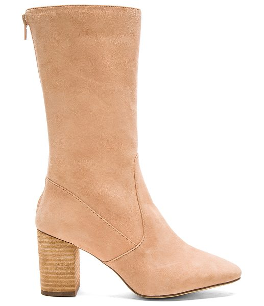 MATISSE Babe Boots - Suede upper with man made sole. Back zip closure. Heel...