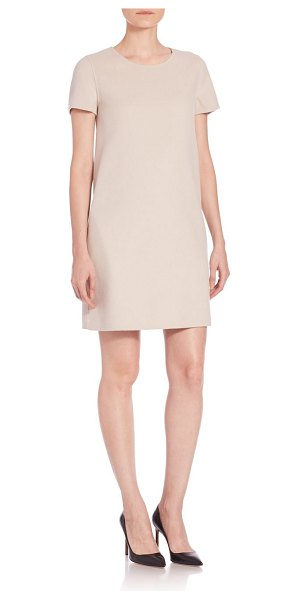 MAX MARA Falange shift dress - Simply constructed with elegant lines, this mod shift...