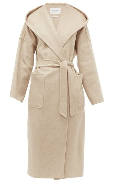 Max Mara marilyn coat in beige