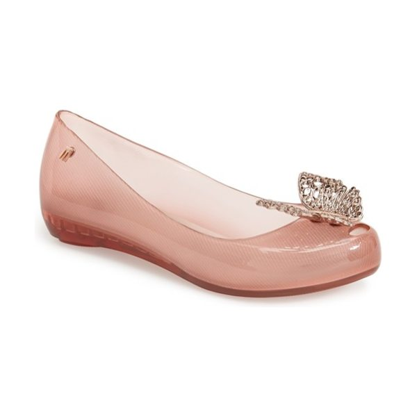 MELISSA ultra girl in pink - Presented as part of a dream-come-true Disney...
