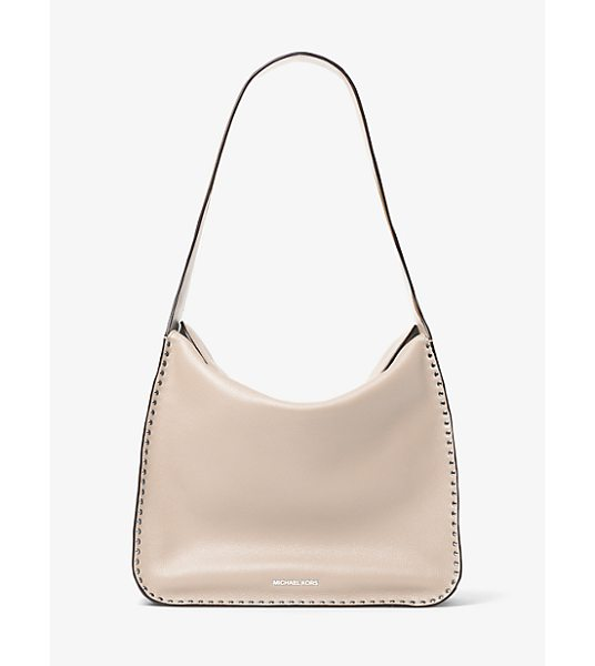 MICHAEL KORS Astor Large Leather Hobo -