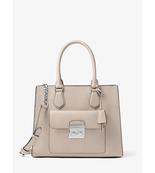 Michael Kors Bridgette medium saffiano leather tote - For a handbag that will translate stylishly from day to...