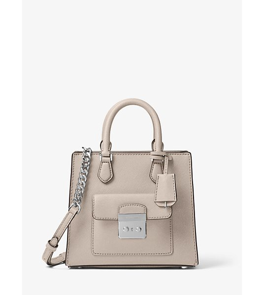 Michael Kors Bridgette small saffiano leather crossbody