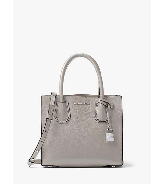 Michael Kors Studio Mercer Medium Leather Crossbody