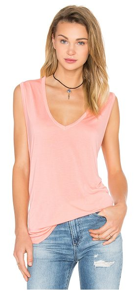 MICHAEL LAUREN Seal Tank - 100% micro modal. Side seam slits. MLAU-WS390. ML 6196...