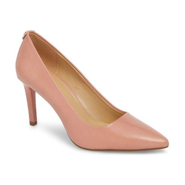 MICHAEL Michael Kors dorothy flex pump in light rose - Timeless styling and the enhanced comfort of a flexible,...