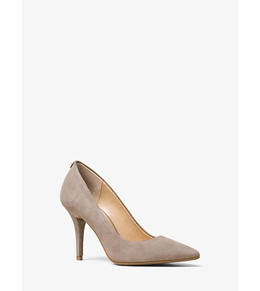 MICHAEL Michael Kors Flex Suede High-Heel Pump -