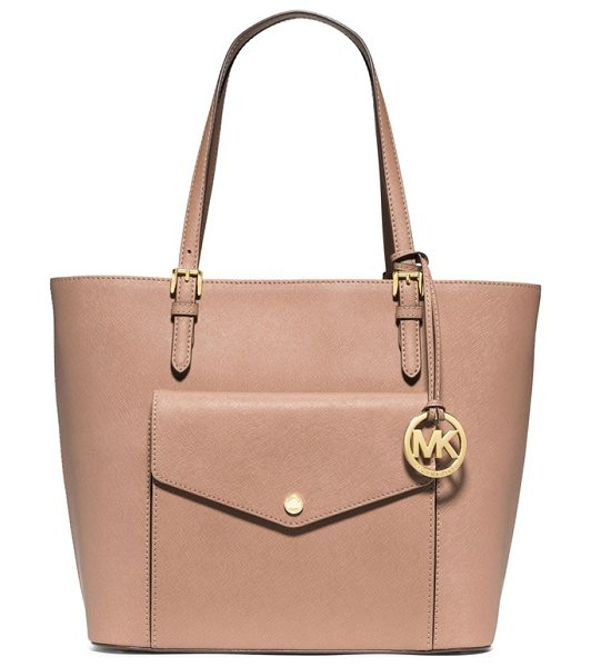 MICHAEL Michael Kors Jet set in blush - The ideal bag for every season and reason, Michael Kors'...