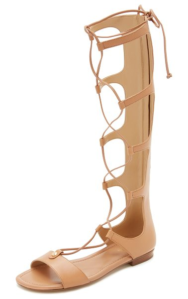 MICHAEL Michael Kors Sofia gladiator sandals in suntan