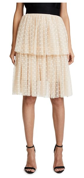 MILLY ballerina skirt - Exclusive to Shopbop. A tiered Milly skirt in feminine...