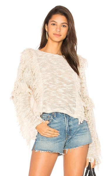 MISA Karine Sweater in cream
