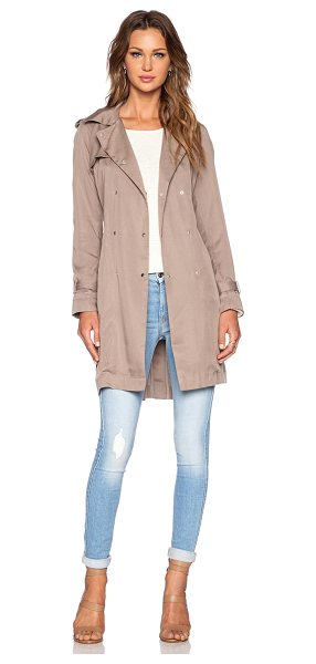 MKT studio Milia jacket in taupe