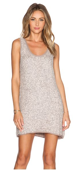 MLV Quinn sequin dress in taupe - 100% viscose. Dry clean only. Fully lined. Embellished...