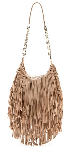Monserat De Lucca Bochoa shoulder bag in nude