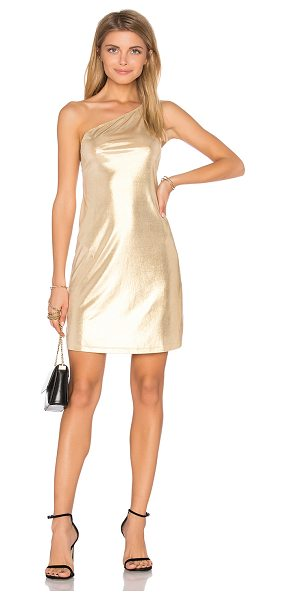 MOTEL Kate Dress - 100% poly. Hand wash cold. Unlined. MOTE-WD299. DR16KAT...