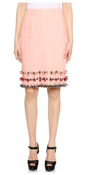 MOTHER OF PEARL Leah embellished skirt - Description NOTE: Sizes listed are UK. Please see Size &...