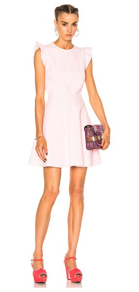 MSGM Dress in pink - 55% poly 40% viscose 5% elastan. Made in Italy. Dry...