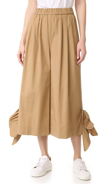 MSGM side tie pants - Description NOTE: Runs true to size. Please see Size &...