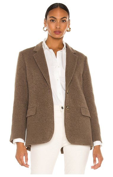 Musier Paris parys blazer in taupe