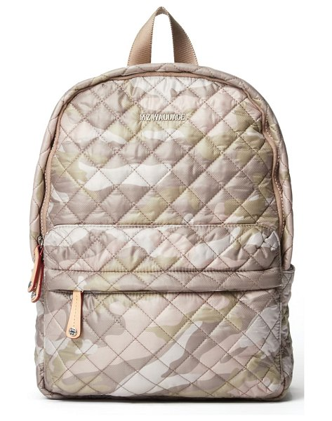 MZ Wallace city backpack in brown