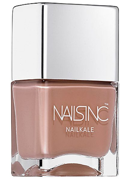 nails inc. nailkale nail polish montpelier walk 0.47 oz/ 14 ml - A limited-edition nail polish that's infused with kale...
