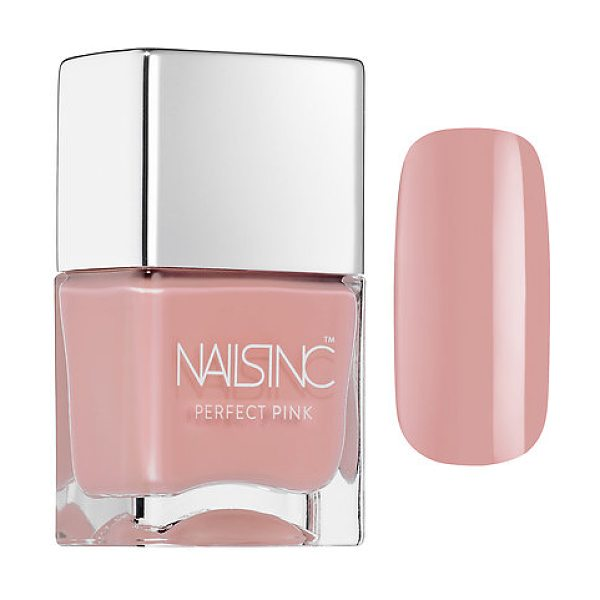 nails inc. perfect pink petticoat lane - A range of perfect pink shades powered by pomegranate....