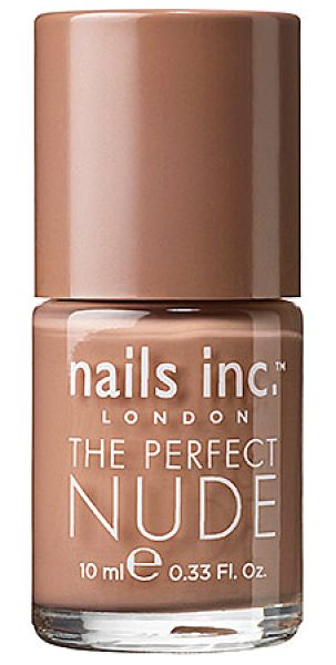 nails inc. the perfect nude draycott avenue - A nude nail formula. Developed to flatter every...