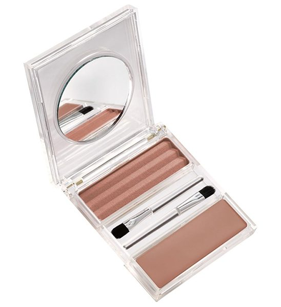 Napoleon Perdis Double agent lip palette in nude - A new take on the lip palette. A mirrored compact holds...