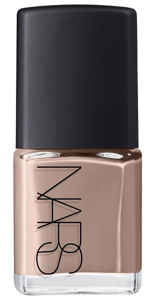 NARS Iconic color nail polish in zakynthos - A collection of knockout shades by NARS takes your nails...