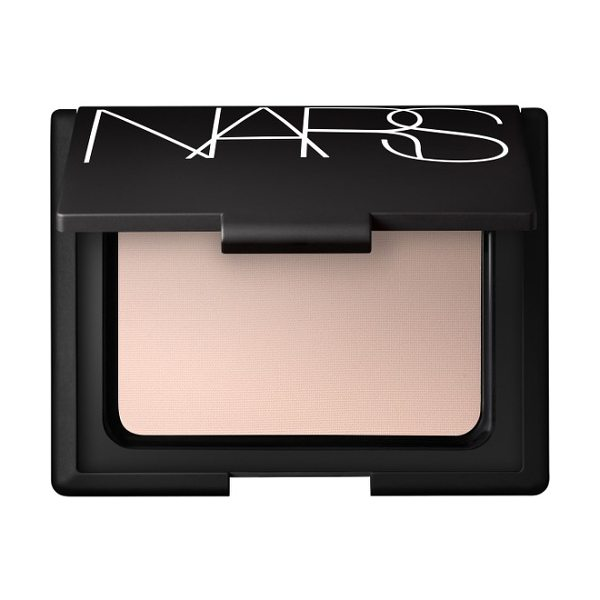NARS pressed powder in flesh - What it is: A triple-milled pressed powder with a light,...