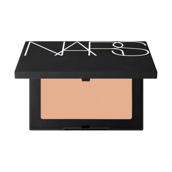 NARS soft velvet pressed powder in desert