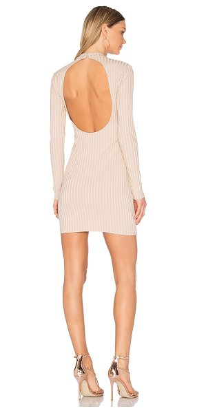 NBD Bold N Daring Dress in beige - No words necessary. The Bold N Daring Dress by NBD...