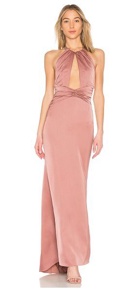 NBD Champagne King Gown in mauve - Raise your glass to the Champagne King Gown by NBD. This...