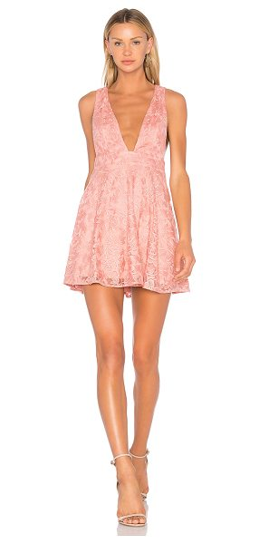 NBD Faith Dress in pink - Put your trust in NBD for a party piece that keeps on...