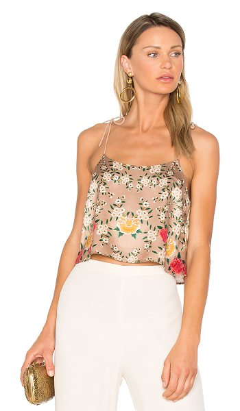 NBD Frieda Cami - Create your masterpiece with the Frieda Cami by NBD....
