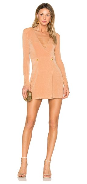 NBD River Mini Dress - A slinky mini with subtle shine, the NBD River Dress...