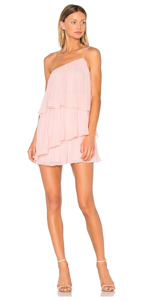 NBD Girlfriend Material Dress in pink - Honey, you're worth it. The NBD x REVOLVE Girlfriend...