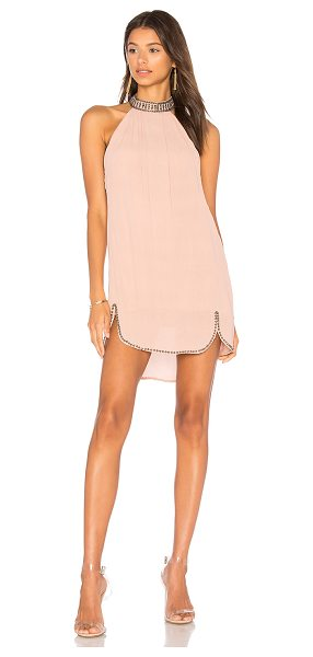 NBD Lourdes Dress in rose - This is what true love looks like. The REVOLVE exclusive...