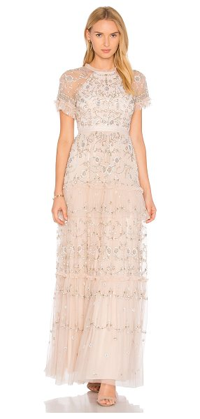 NEEDLE & THREAD Constellation Lace Gown - Shell: 100% nylonLining: 100% poly. Dry clean only....
