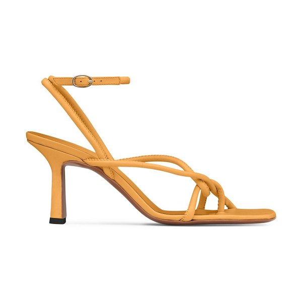 Neous alkes leather sandals in desert sun